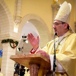 Christmas message of Archbishop Pierbattista Pizzaballa 2019