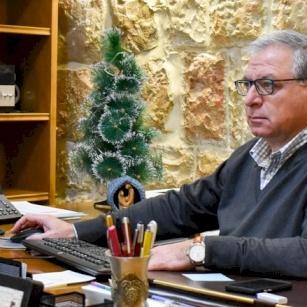 Réflexions de Noël de M. Sami El-Yousef, Directeur général du Patriarcat latin