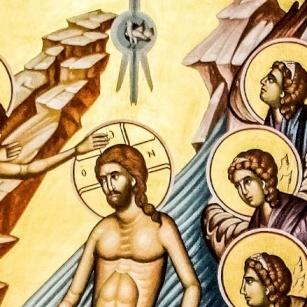 Meditación de Mons. Pizzaballa: Bautismo de Jesús