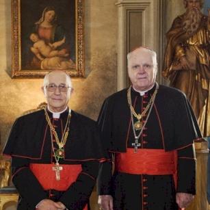 Le nouveau Grand-Maître accueilli officiellement dans l'Ordre du Saint-Sépulcre