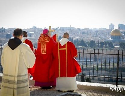 Dominus Flevit prayer