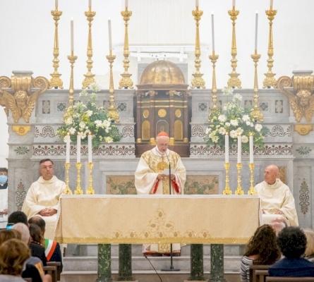 Cardinal Fernando Filoni celebrates his Golden Jubilee of priesthood