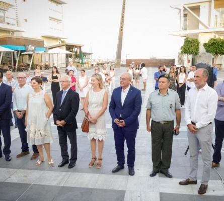 """The old port of Limassol hosts the """"The Latins of Cyprus"""" exhibition"""