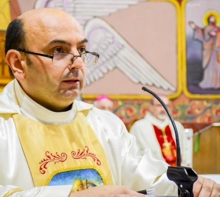 Le Père Gabriel Romanelli, curé de la Sainte-Famille, nous parle de la communauté chrétienne de Gaza