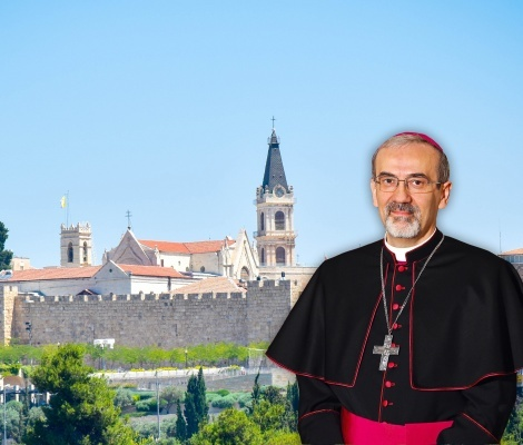 Mgr Pierbattista Pizzaballa nommé Patriarche latin de Jérusalem