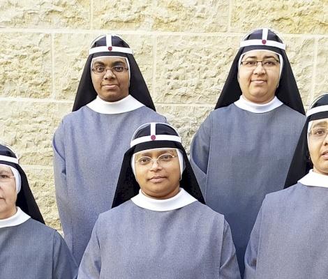 Preghiera della Comunità di Betlemme delle Suore dell'Ordine del SS. Salvatore di S. Brigida