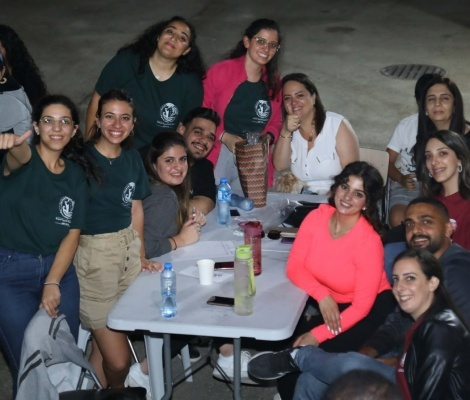 Youth of Jesus' Homeland hold camp for working youth