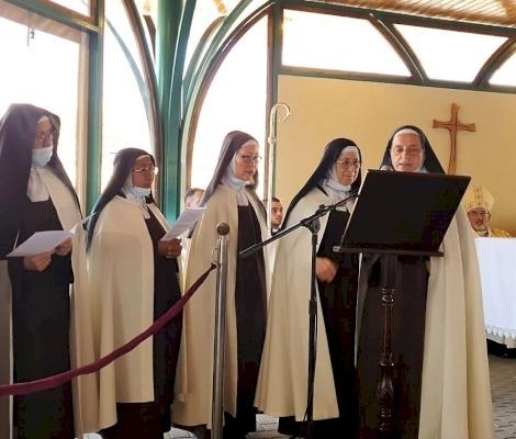 Betlemme: le suore carmelitane celebrano la festa di S. Maria di Gesù Crocifisso