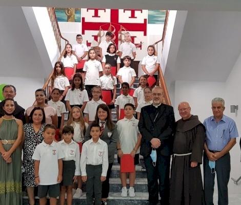 Il Patriarca Pizzaballa conclude la visita pastorale a Cipro