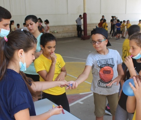 Latin Patriarchate parishes organize summer camps after 1-year hiatus due to COVID-19