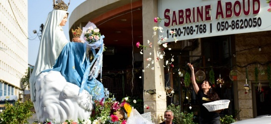 Procession of Our Lady of Mount Carmel