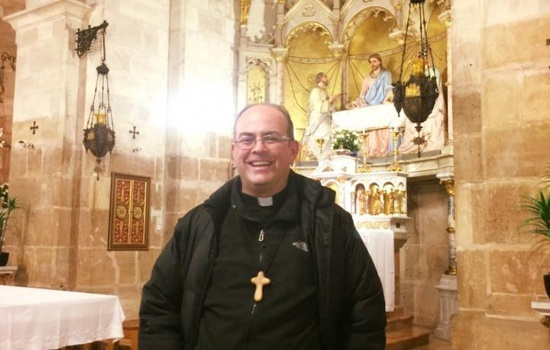 "Interview with Fr. Mario Cornioli, a ""Fidei Donum"" priest in service of the Holy Land"