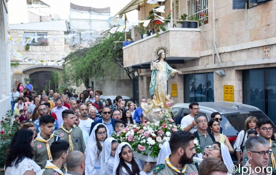 Justice and Peace Commission: Being a Christian Palestinian in Jerusalem in 2020