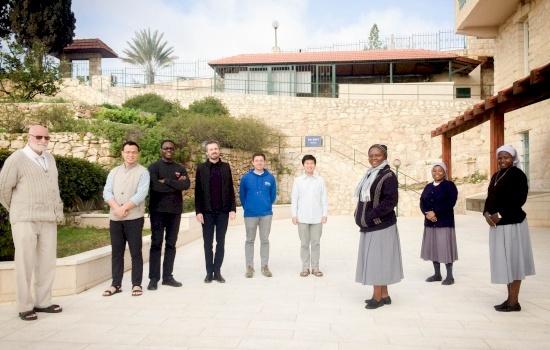 « On prend plus de temps pour faire les choses ».  A Saint Pierre-en-Gallicante, les Assomptionnistes approfondissent la vie religieuse et communautaire