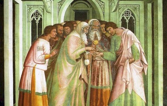 تأمل ليوم الأربعاء المقدس صادر عن المكتب الرعوي للبطريركية اللاتينية