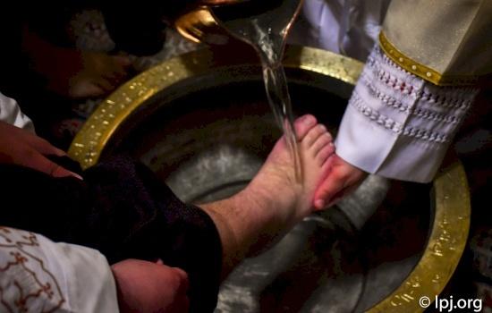 Homélie de Mgr Pierbattista Pizzaballa pour jeudi saint 2020