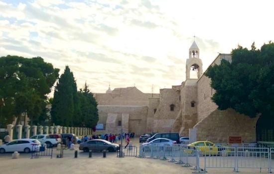 Riapertura della Chiesa della Natività, oggi 26 maggio