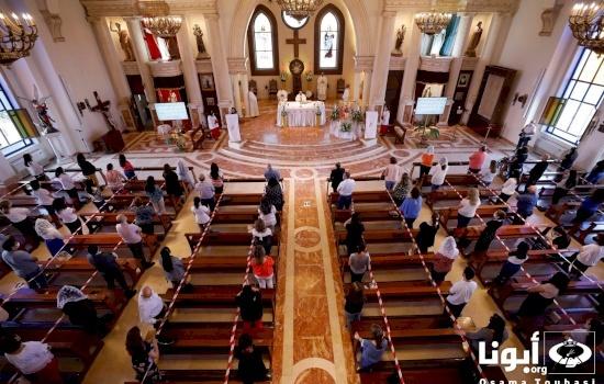 Jordan: Prayers resume in churches amid precautionary measures