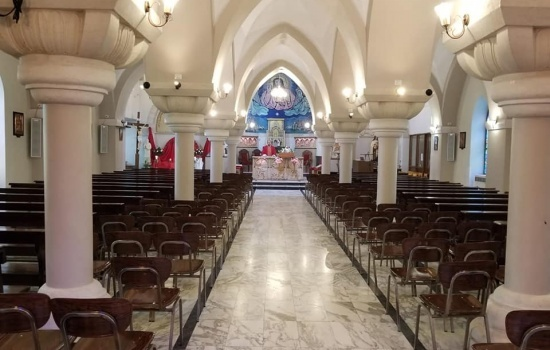 Beit Sahour and parish life during quarantine