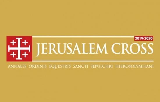 Jerusalem Cross magazine 2019 - 2020