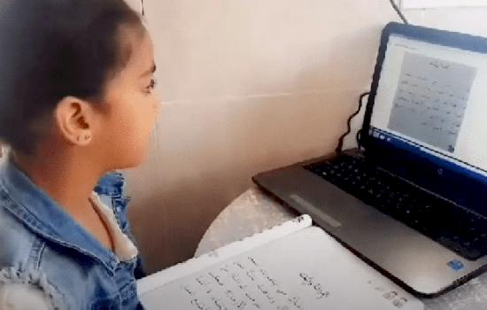 قصة نجاح في زمن الكورونا: التعلم عن بعد في مدرسة البطريركية اللاتينية في الزبابدة
