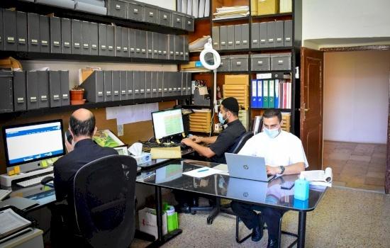 Les étudiants du Grand Séminaire débutent leur service pastoral dans le diocèse de Jérusalem et ses institutions