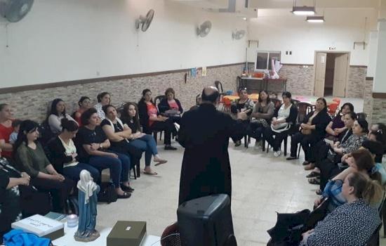 Gaza: St. Anne and St. Joseph groups create sense of unity among parishioners of Holy Family parish