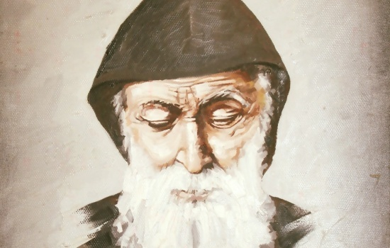Le Saint du jour : Saint Charbel Makhluf du Liban