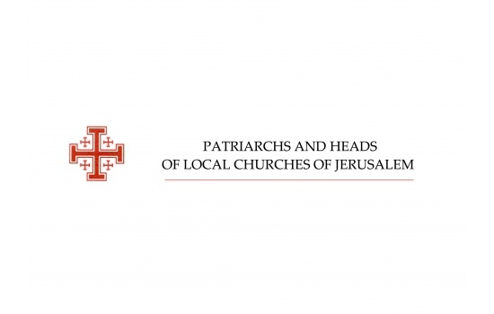 Patriarchs and Heads of Churches of Jerusalem express compassion and solidarity with Lebanese people