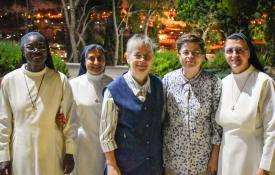 Dominican Sisters of the Presentation pray for families experiencing adversity