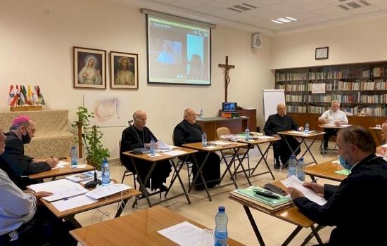 L'Assemblea degli Ordinari Cattolici si incontra a Gerusalemme presso le Suore di Santa Dorotea