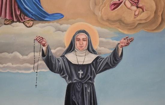 Les Sœurs du Rosaire prient pour que l'Eglise Orientale reste fidèle à ses racines