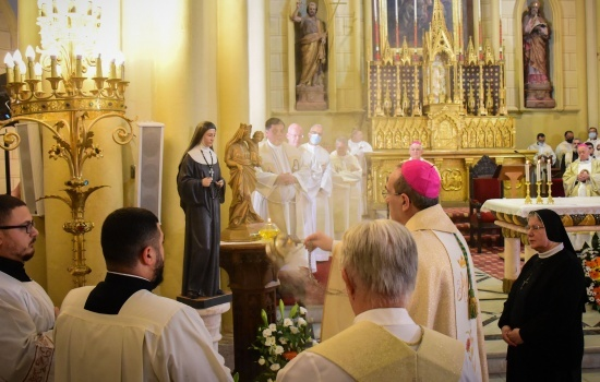 Rosary Sisters celebrate Feast of St. Mary Alphonsine and request beatification of Fr. Yousef Tannous