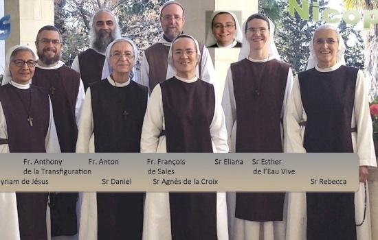 La Communauté des Béatitudes prie pour l'ouverture au dialogue interreligieux