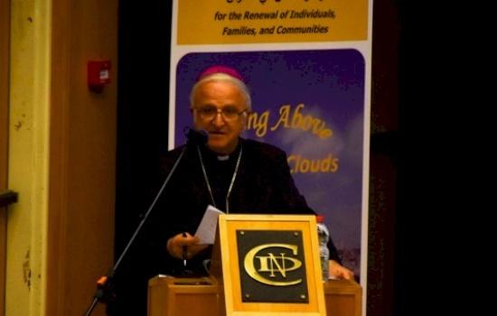Conferencia Interreligiosa para la Paz organizada en Jerusalén