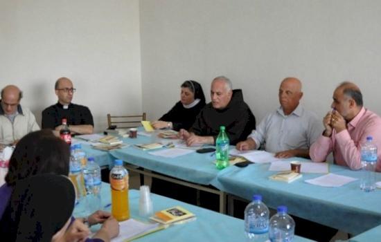 La Commission Pastorale diocésaine se réunit à Taybeh