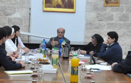 Comité diocésain de la Pastorale : une troisième rencontre à Jérusalem