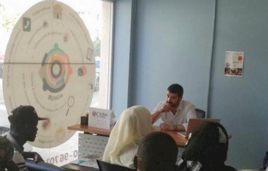 مؤسسة كاريتاس قبرص، نضال من أجل كرامة الإنسان