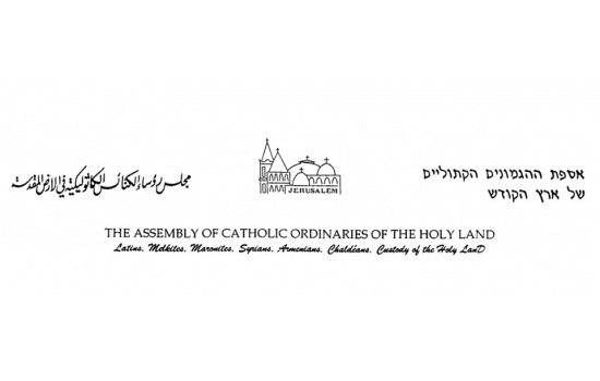 Church of the Holy Land prays and stands in solidarity with Sri Lanka