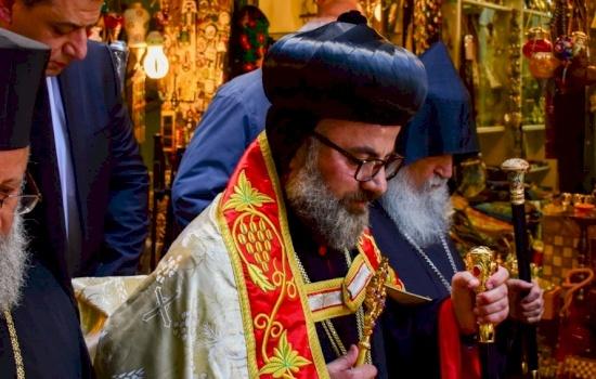 Archbishop Gabriel Dahho is the new Syrian Orthodox Patriarchal Vicar