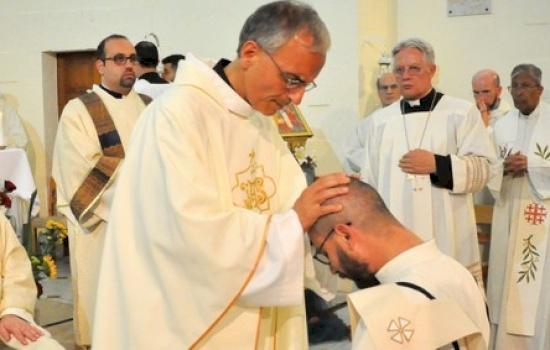 Ordination of Benedetto Di Bitonto: when joy goes beyond borders!