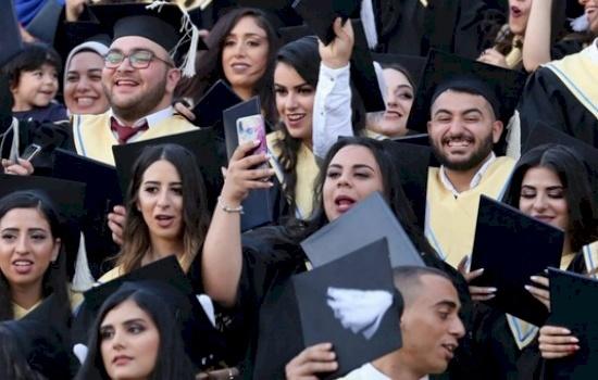 Bethlehem University Holds 43rd Graduation Ceremony