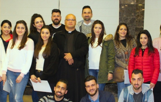 Christian youth in Gaza reap fruitful results from job creation program