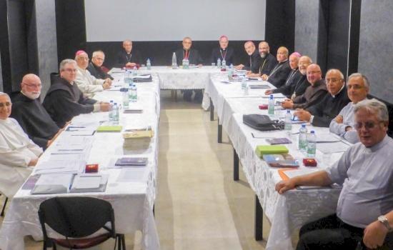 Communiqué de l'Assemblée des Ordinaires Catholiques de Terre Sainte (AOCTS) - Octobre 2019