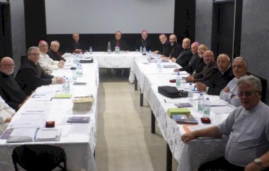 مجلس رؤساء الكنائس الكاثوليكية في الأرض المقدسة يلتقي في القدس