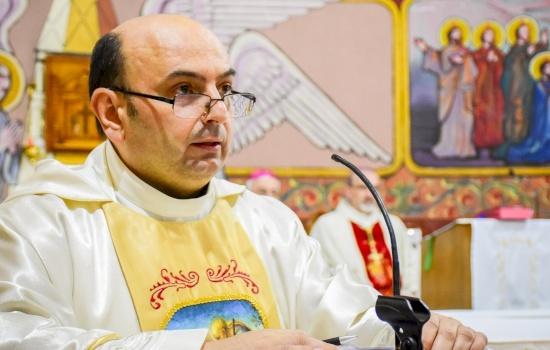 Entrevista al Padre Gabriel Romanelli. Párroco de Gaza