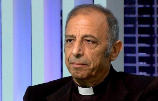 Fr. Peter Madros, Latin Patriarchate priest, passes on to Eternal life