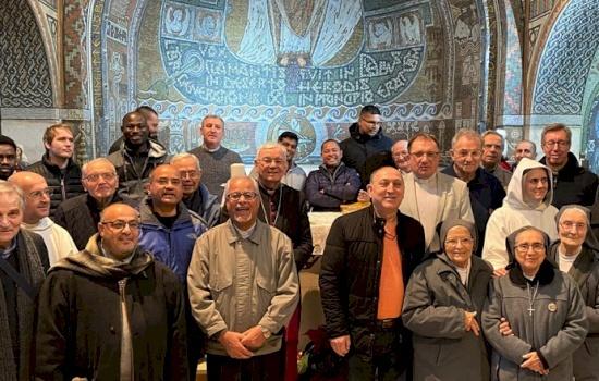 I salesiani di Beit Jemal festeggiano Santo Stefano