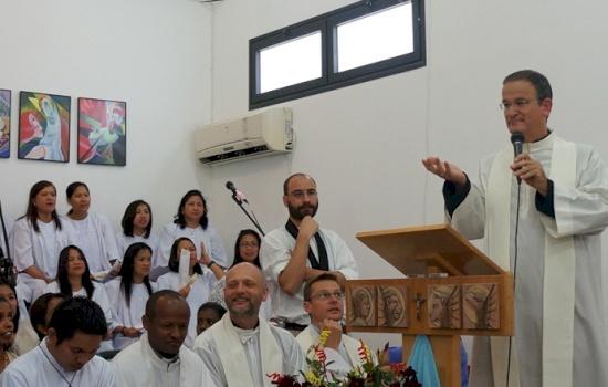 EVENEMENT : Dialogue avec le Père David Neuhaus autour des migrants dans l'Eglise de Terre Sainte