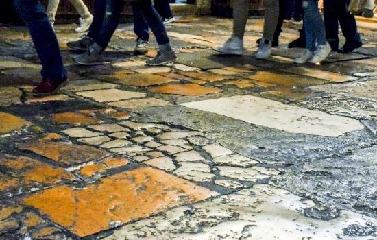 Basilique du Saint-Sépulcre : la cartographie du sol a commencé